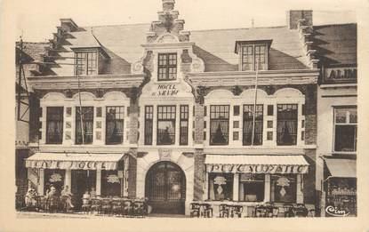 """/ CPA FRANCE 59 """"Mont Cassel, hôtel du Sauvage"""""""