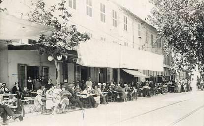 """CARTE PHOTO FRANCE 83 """"La Garde Freinet, la fête au village"""""""