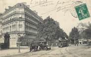 "75 Pari CPA FRANCE 75016 ""Paris, avenue Victor Hugo"" / TRAMWAY"
