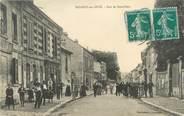 """60 Oise / CPA FRANCE 60 """"Nogent sur Oise, rue de Bonvillers"""""""