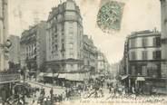 """75 Pari  CPA FRANCE 75018 """"Paris, l'angle de la rue Ramey """""""