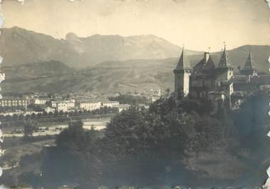"""/ CPSM FRANCE 73 """"Albertville, le château de Manuel"""""""