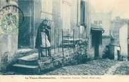 """75 Pari   CPA FRANCE 75018 """"Paris, le vieux Montmartre, l'impasse trainée, 1904"""" / Série 1089, N° 11"""