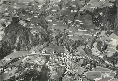 """/ CPSM FRANCE 73 """"Beaufort, vue générale aérienne"""""""