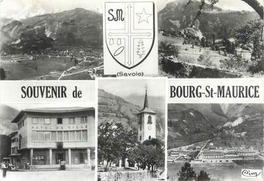 """/ CPSM FRANCE 73 """"Bourg Saint Maurice """""""