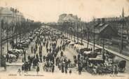"""62 Pa De Calai / CPA FRANCE 62 """"Arras, marché aux chevaux"""""""