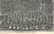 """62 Pa De Calai / CPA FRANCE 62 """"Arras, orphelinat Halluin"""" / FANFARE"""