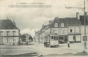 """62 Pa De Calai / CPA FRANCE 62 """"Guines, le tramway électrique"""""""