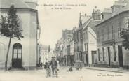 """62 Pa De Calai / CPA FRANCE 62 """"Hesdin, entrée de la ville et rue de l'union"""""""
