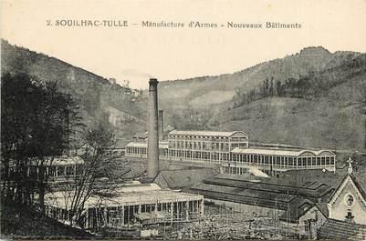 """CPA FRANCE 19 """"Souilhac Tulle, Manufacture d'Armes"""""""