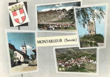 "/ CPSM FRANCE 73 ""Montailleur"""