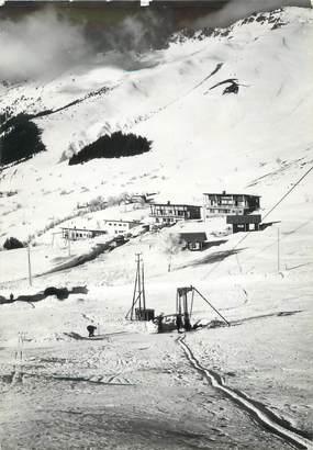"""/ CPSM FRANCE 73 """"Station de Saint François Longchamp, le massif de la Lauzière"""""""
