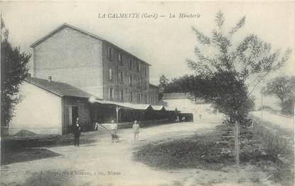 """/ CPA FRANCE 30 """"La Calmette, la minoterie"""""""