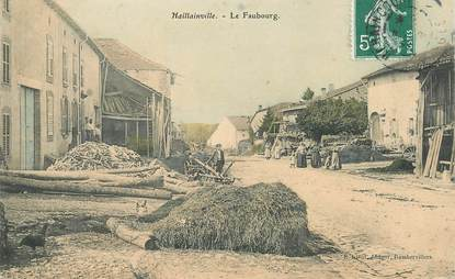 "CPA FRANCE 88 ""Haillainville, le faubourg"""