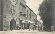 """30 Gard / CPA FRANCE 30 """"Sommières, quai Docteur Cléon Griolet"""""""