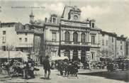 """30 Gard / CPA FRANCE 30 """"Saint Ambroix, l'hôtel de ville"""""""