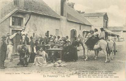 "/ CPA FRANCE 13 ""En provence"""
