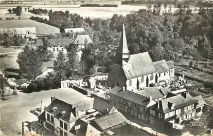 "CPSM FRANCE 76 ""Biville la Baignarde, l'Eglise"""