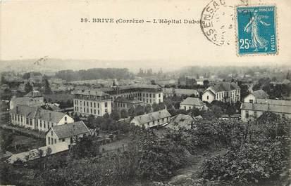 "CPA FRANCE 19 ""Brive, Hôpital Dubois"""