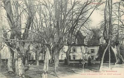 """/ CPA FRANCE 31 """"Château de Barbazan, cour d'honneur"""""""