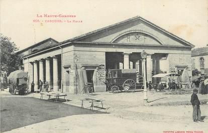 """/ CPA FRANCE 31 """"Cadours, la Halle"""""""