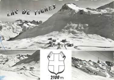 """/ CPSM FRANCE 73 """"Lac de Tignes"""""""