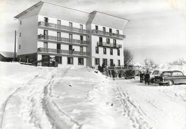 """/ CPSM FRANCE 73 """"La Toussuire, hôtel du col"""""""