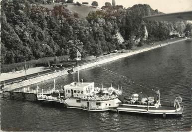 """/ CPSM FRANCE 73 """"Tresserve, le bateau"""""""
