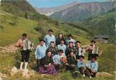 "73 Savoie / CPSM FRANCE 73 ""Ugine"" / GROUPE  FOLKLORIQUE"