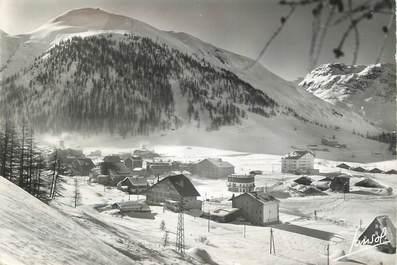 """/ CPSM FRANCE 73 """"Val d'Isère, vue générale et tête de Solaise"""""""
