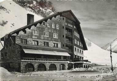 """/ CPSM FRANCE 73 """"Val d'Isère, hôtel le Savoie"""""""
