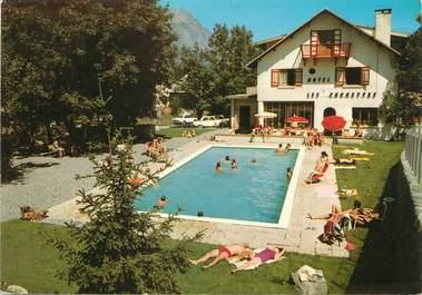 """/ CPSM FRANCE 73 """"Valloire, l'hôtel Les Carrettes"""""""