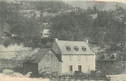 """/ CPA FRANCE 31 """"Pont et village de Guran"""""""