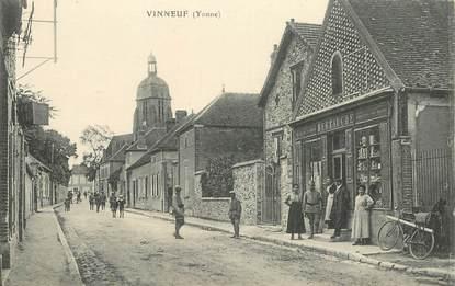 "CPA  FRANCE 89 ""Vinneuf"""