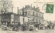 """89 Yonne   CPA  FRANCE 89 """"Sens, la Gare"""""""