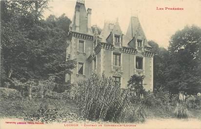 """/ CPA FRANCE 31 """"Luchon, château de Combemale Luchon"""""""