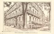 """31 Haute Garonne / CPA FRANCE 31 """"Luchon, Hôtel des Bains"""""""