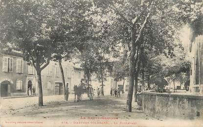 """/ CPA FRANCE 31 """"Martres Tolosane, le boulevard"""""""