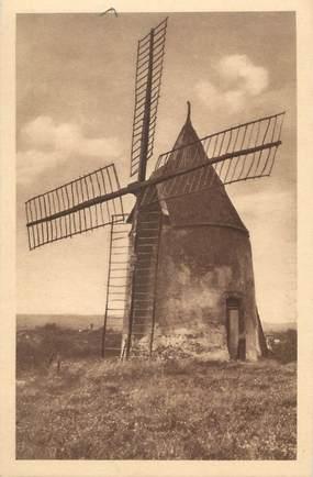 """/ CPA FRANCE 31 """"Villefranche de Lauragais, le moulin"""""""
