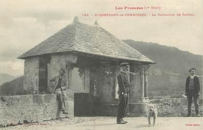 """/ CPA FRANCE 31 """"Saint Bertrand de Cominges, la Barbacane de Cabirol"""""""