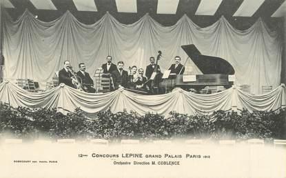 """CPA FRANCE 75 """"Paris, 12ème concours Lépine, grand palais"""""""