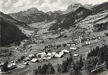 """/ CPSM FRANCE 74 """"Châtel, le Mont Chauffé et les cornettes de Bise"""""""