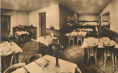 """/ CPA FRANCE 01 """"Dompierre sur Veyle, hôtel restaurant Aubert"""""""
