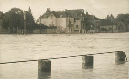 "LOT 2 CARTE PHOTO FRANCE  70 ""Gray, Inondations 1930"""