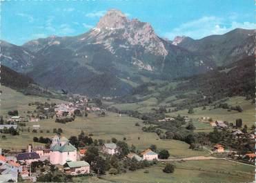 """/ CPSM FRANCE 74 """"Bernex, le village et le dent d'Oche"""""""