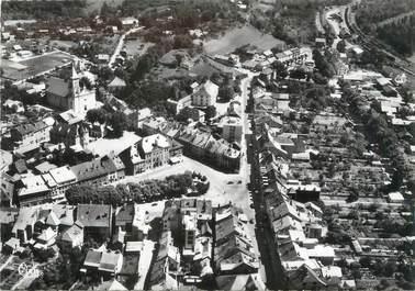 """/ CPSM FRANCE 74 """"Bonneville, vue panoramique aérienne"""""""