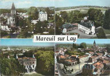 """/ CPSM FRANCE 85 """"Mareuil sur Lay """""""