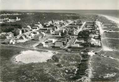 """/ CPSM FRANCE 85 """"Notre Dame de Monts, vue aérienne, les villas sur la côte"""""""