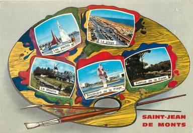 """/ CPSM FRANCE 85 """" Saint Jean de Monts """""""