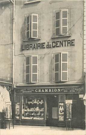 """CPA FRANCE 69 """"Villefranche, Librairie Chambion"""""""